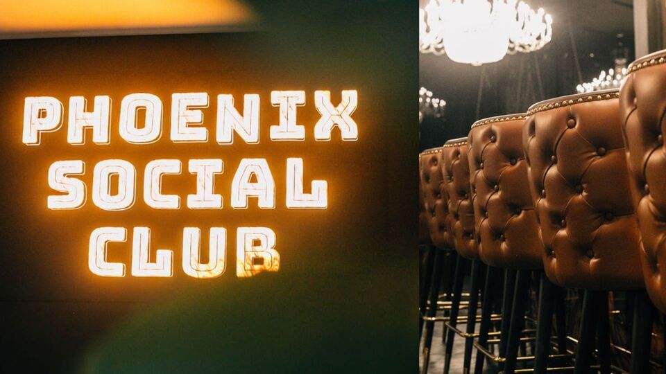 This Brand New Restaurant & Lounge Will Transport You Back To The Roaring Twenties