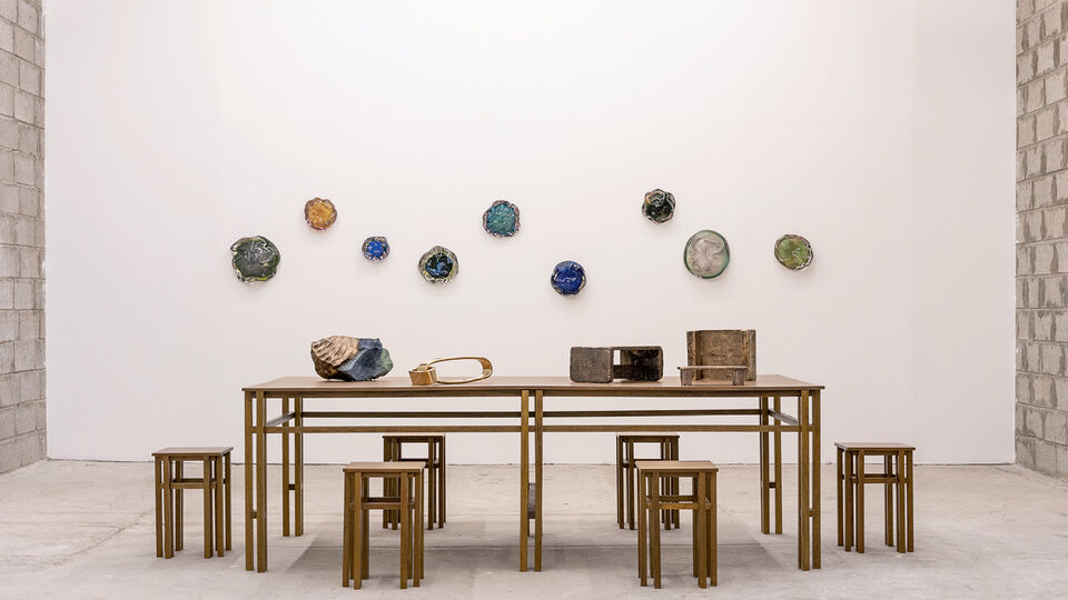WEHE Collective Design Exhibition Launches At Jeddah-based Athr Gallery Until July