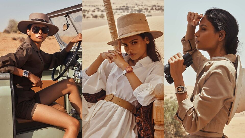 Desert Nomad: How To Style 6 Of Richard Mille's Most Exquisite Timepieces