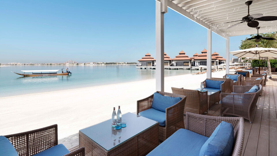 #ChicEats: The Beach House, Anantara, The Palm Dubai