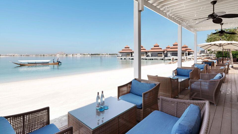 #ChicEats: The Beach House, Anantara, The Palm Dubai