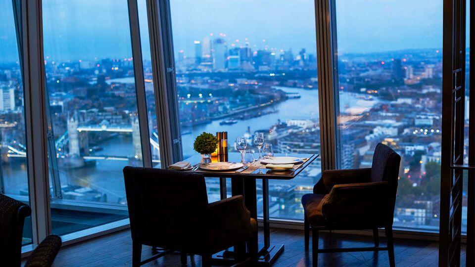 The Escape | Shangri-La Hotel, The Shard London