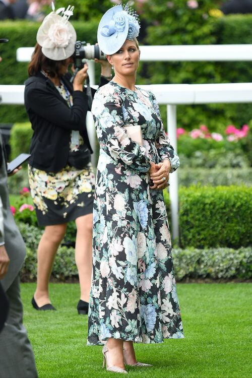 What All The British Royals Wore To Ascot 2019