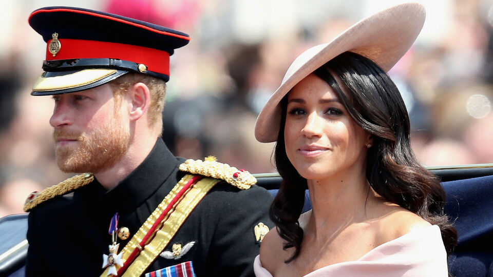 Meghan Markle And Prince Harry Have Plans To Start Their Own Charity