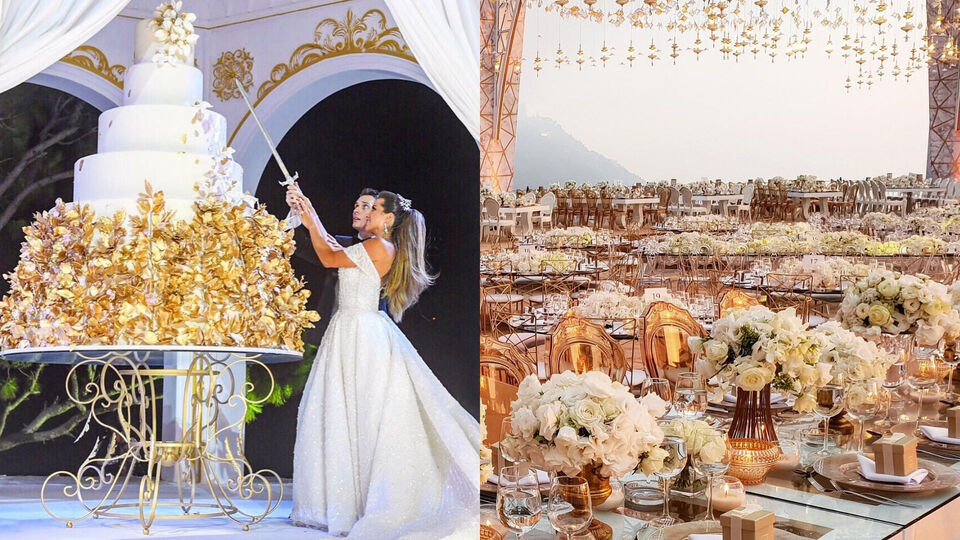 Lebanon's Top Wedding Planner On Dhs2.7 Million Dresses, Cakes With 3D Projection Mapping, How To Plan A Ceremony For 3,500 Guests