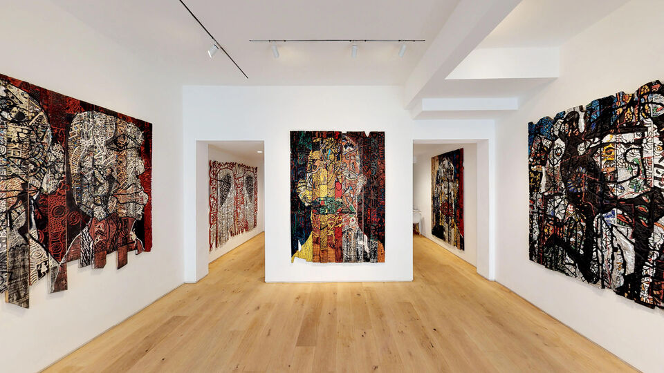 Gallerist Kristin Hjellegjerde Takes On Contemporary African Art