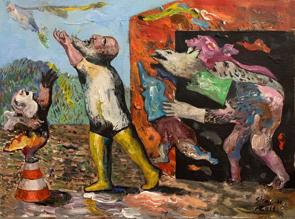 """CARAVAN's Global """"Abraham: Out of One, Many"""" Exhibition Unites All Through Art"""