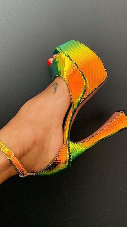 #OneToWatch: Jordanian-Romanian Shoe Designer Amina Muaddi