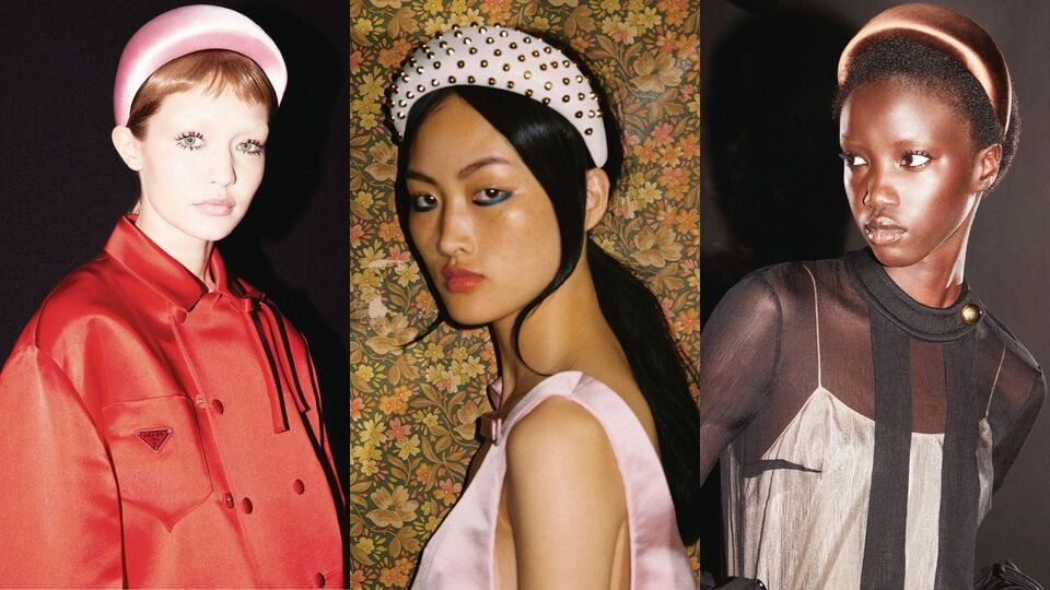 Trending: 13 Ways To Wear A Padded Headband