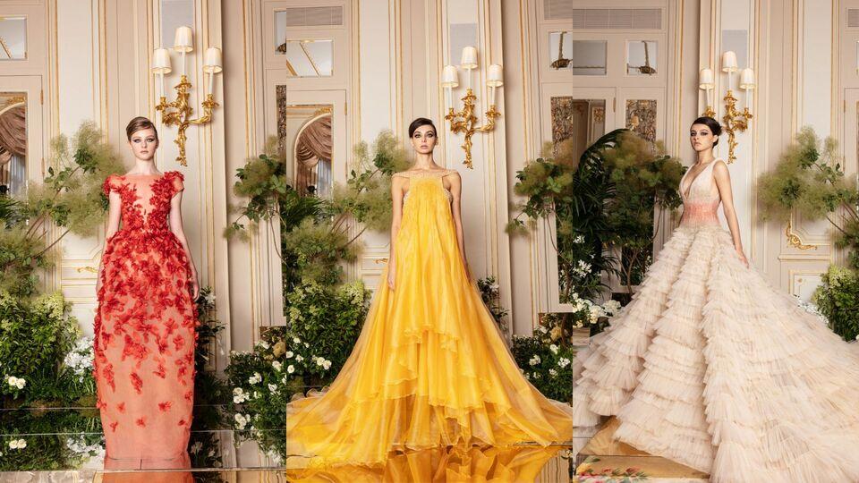 Rami Al Ali Haute Couture Autumn Winter 2019 Harper S Bazaar Arabia