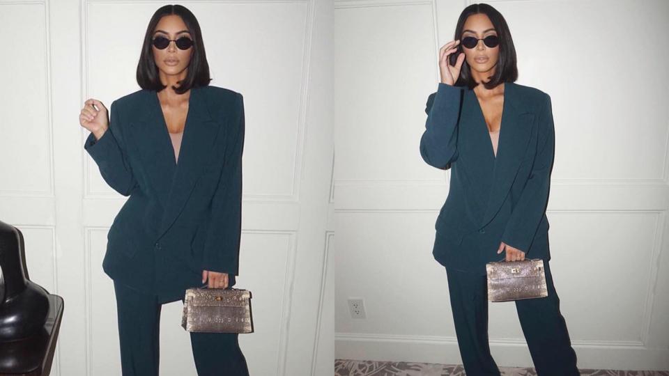 Kim Kardashian Shares The Cutest Family Snaps From Her Beachy Bahamas Escape