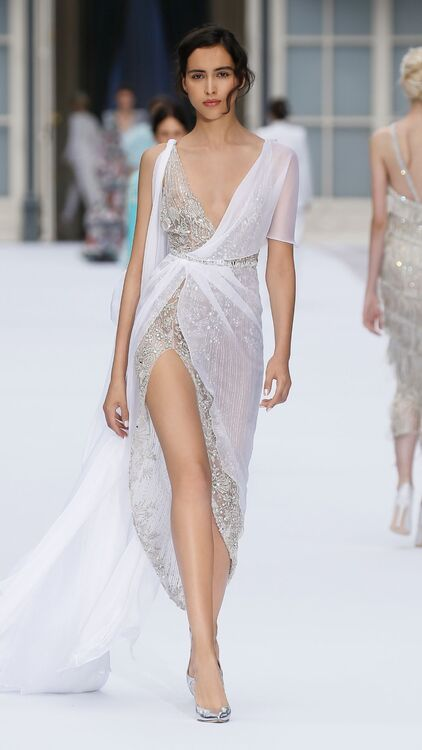The Most Dreamy Looks From Ralph & Russo's Haute Couture Autumn/Winter 2019 Collection