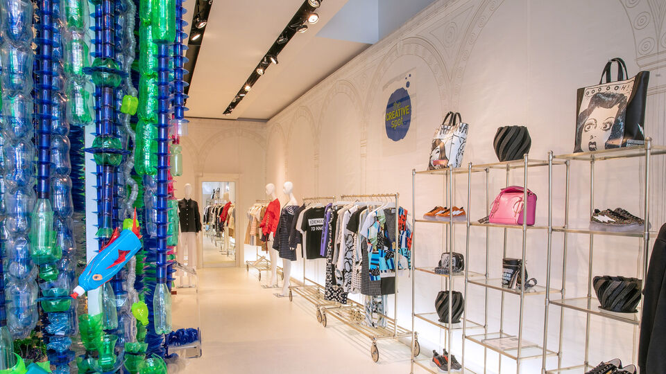 Highlights From The Bicester Village Shopping Collection's Summer Activations