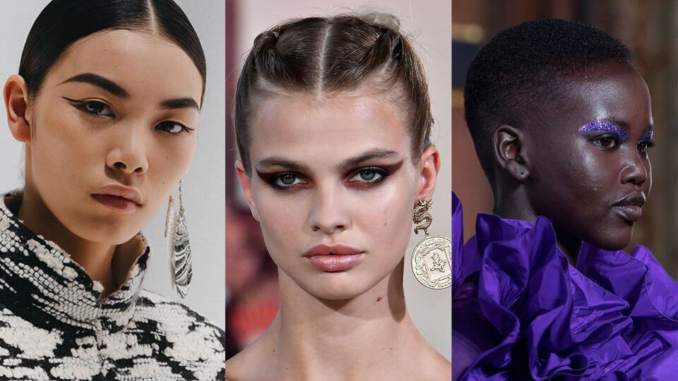8 Beauty Trends From The A/W19 Couture Catwalks We'll Be Wearing This Summer