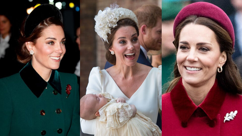 Kate Middleton Has Officially Brought The Padded Headband Back