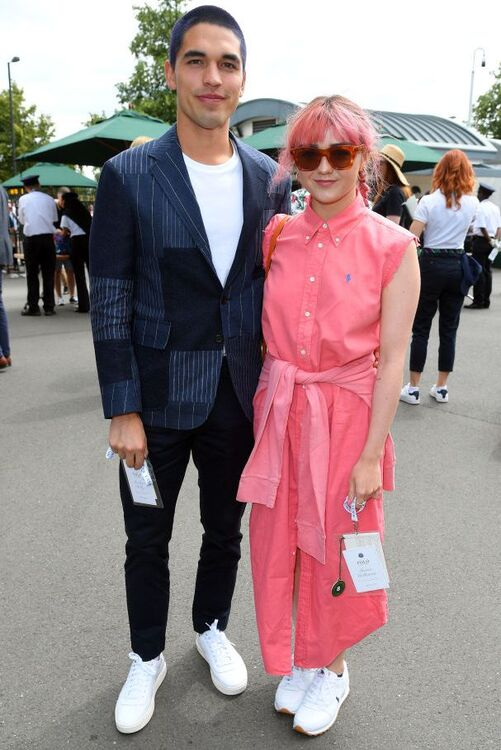 The Best Celebrity Looks From Wimbledon 2019