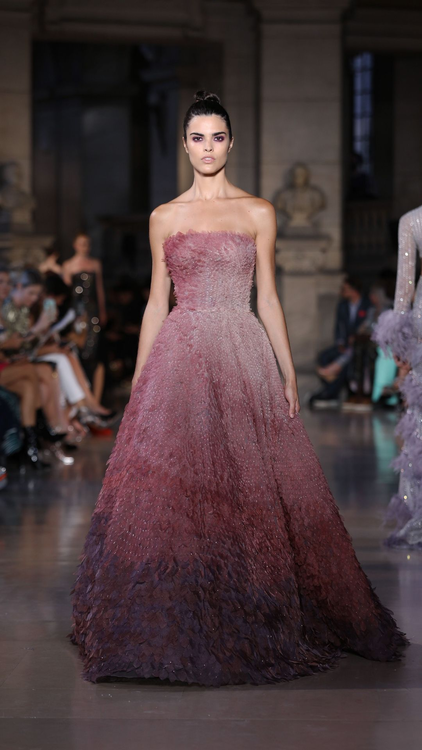 Our Favourite Looks From Rami Kadi's Haute Couture Autumn/Winter 2019 Show