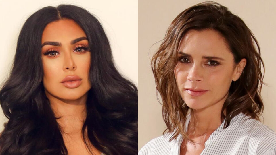 Victoria Beckhham And Huda Kattan Just Hung Out In London And We Can't Deal