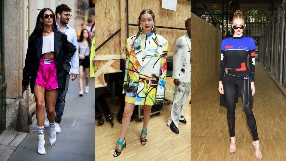 Track Stars: How To Wear This Season's Athluxury Trend With A New Lease Of Life