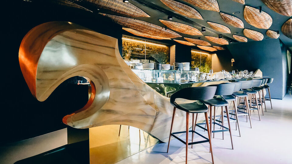 This Swanky Dubai Restaurant Has Just Launched Weekly Masterclasses By Head Chef Ibraheem Musleh