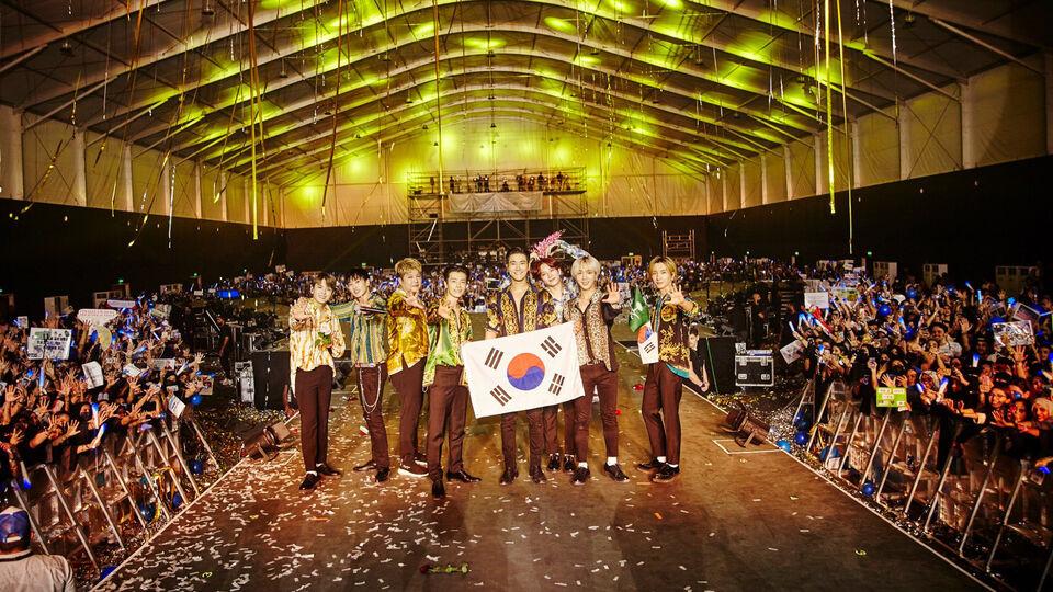 This K-POP Band Had Saudi Fans Singing In Korean