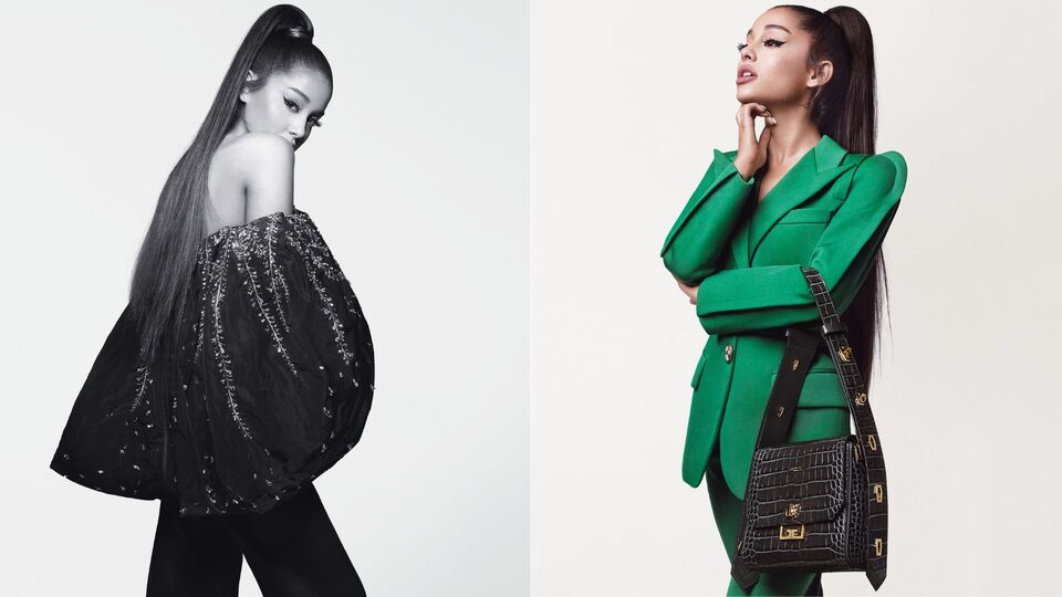 Ariana Grande's Givenchy Campaign Is Finally Here