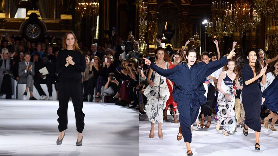 Stella McCartney Has Signed A Deal With LVMH