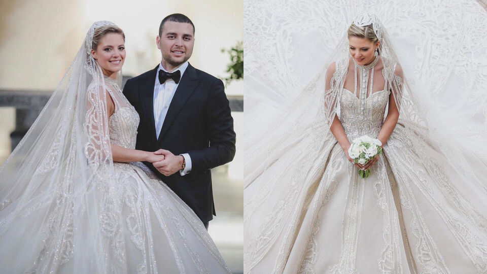 Everything That Went Down At Elie Saab Jr's Incredible Three-Day Wedding