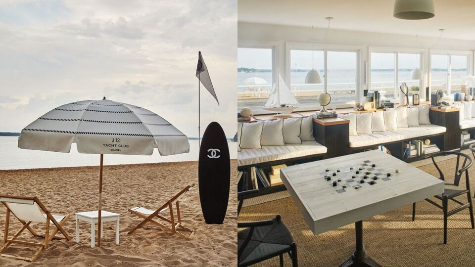 Chanel Just Opened A Luxury Yacht Club In New York