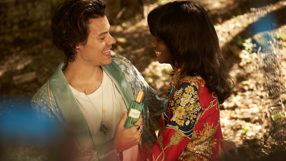 BRB, Just Swooning Over Harry Styles' New Gucci Campaign