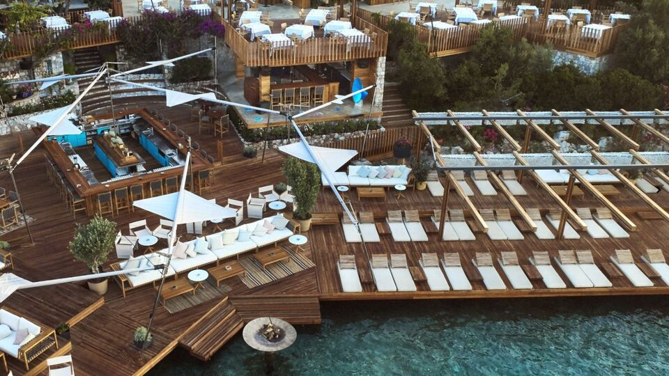 12 Of The Best Beach Clubs In The World