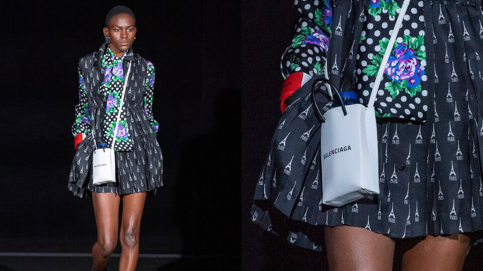 Balenciaga Is Now Selling A Dhs3,000 Water Bottle Holder