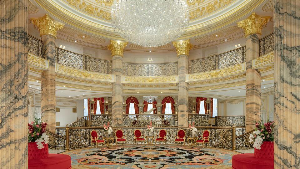 The Escape   A Royal Dubai Getaway On The Palm At Emerald Palace Kempinski