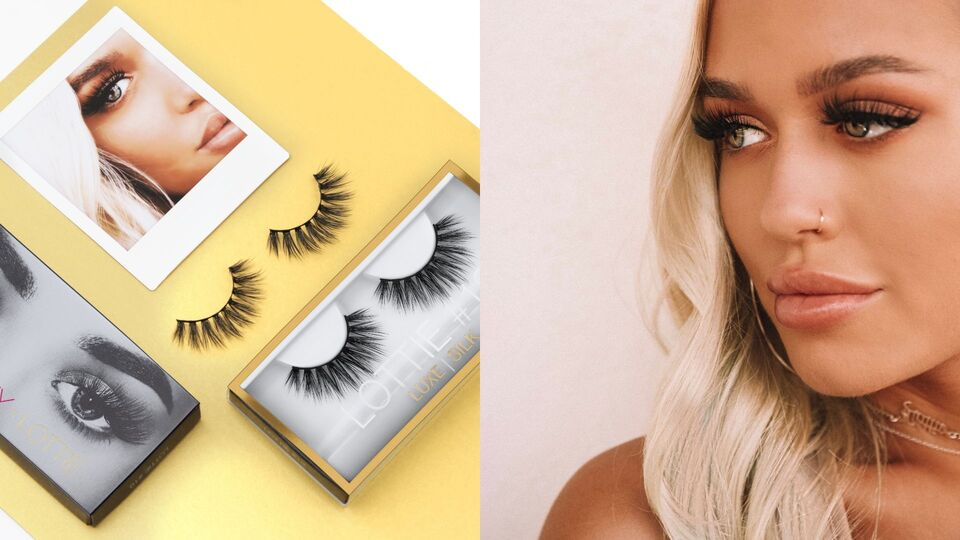 Huda Beauty Just Launched Her Most Dramatic Lashes Yet