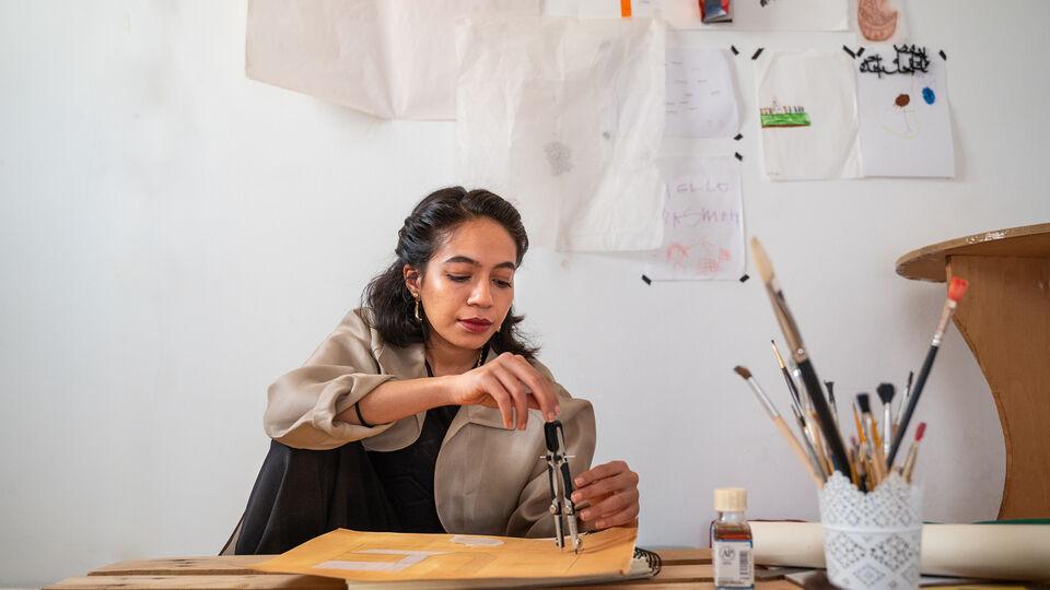 4 Saudi Artists Open Their Studios In Jeddah And Riyadh