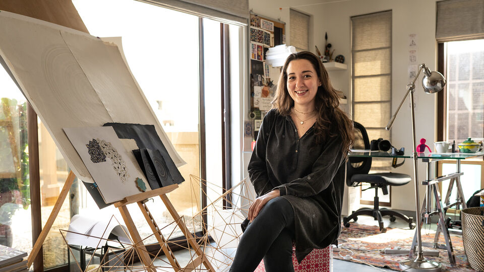 4 Saudi Artists Open Their Studios In Jeddah And Riyadh