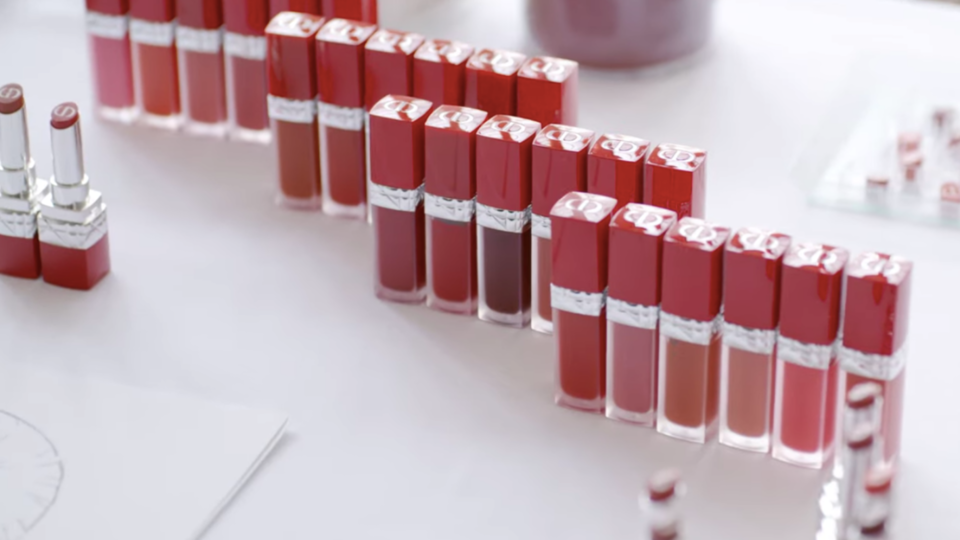 Exclusive: Peter Philips Introduces The New Rouge Dior Ultra Care Line