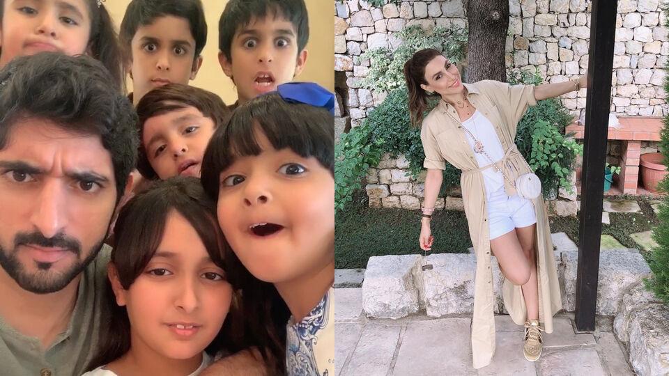 The Best Celebrity Instagram Posts From Eid Al Adha