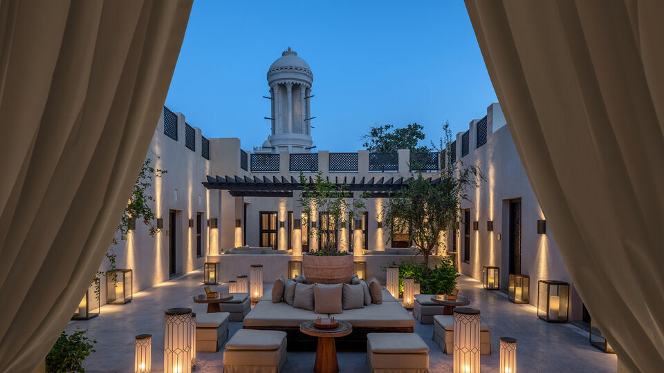 Al Bait Sharjah Is Your New Heritage-style Luxury Getaway In The Heart Of Sharjah