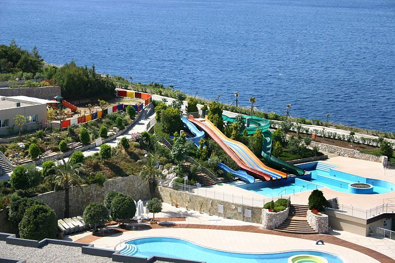 The Escape | One For The Kids: The Hilton Bodrum Turkbuku Resort & Spa