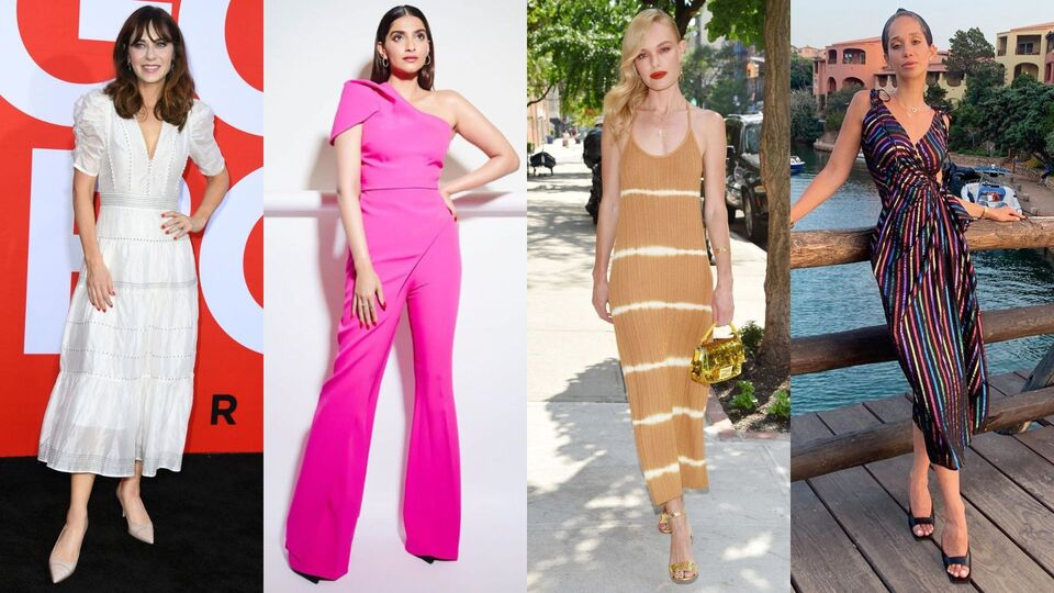 The Best Dressed Celebrities Of The Week: 22 August