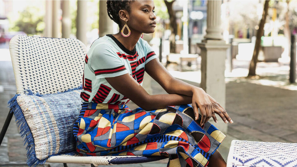 Sustainable Lifestyle Brand Reform Collabs With IKEA For An African Inspired Hip Collection
