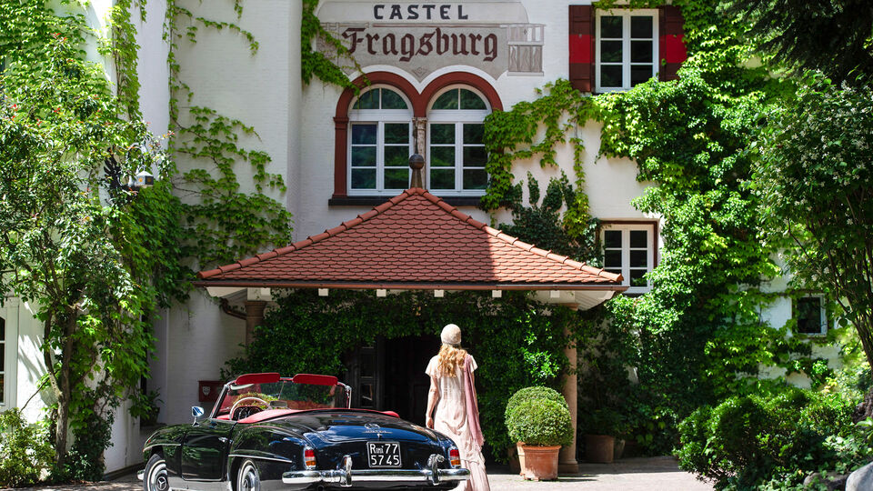 The Escape |  A Hilly Getaway To The Mountains Of Italy At Castel Fragsburg