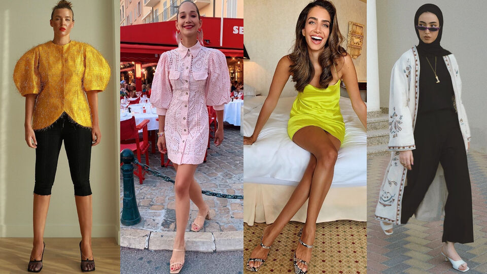 13 Ways To Wear Square-Toed Shoes