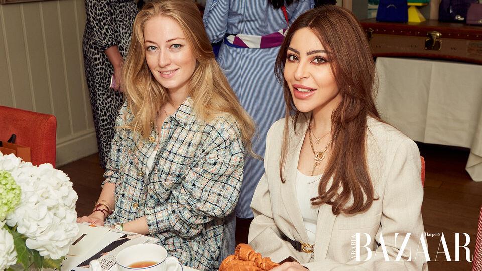 #BAZAARArabiaInLondon: Inside Our Breakfast With Moynat