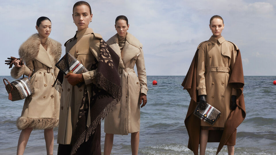 Burberry's Star-Studded A/W19 Campaign is Delightfully Contradictory
