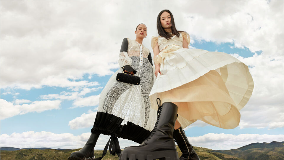 Net-A-Porter's Chic New Autumn/Winter 2019 Campaign Is Giving Us Major New Season Outfit Inspo