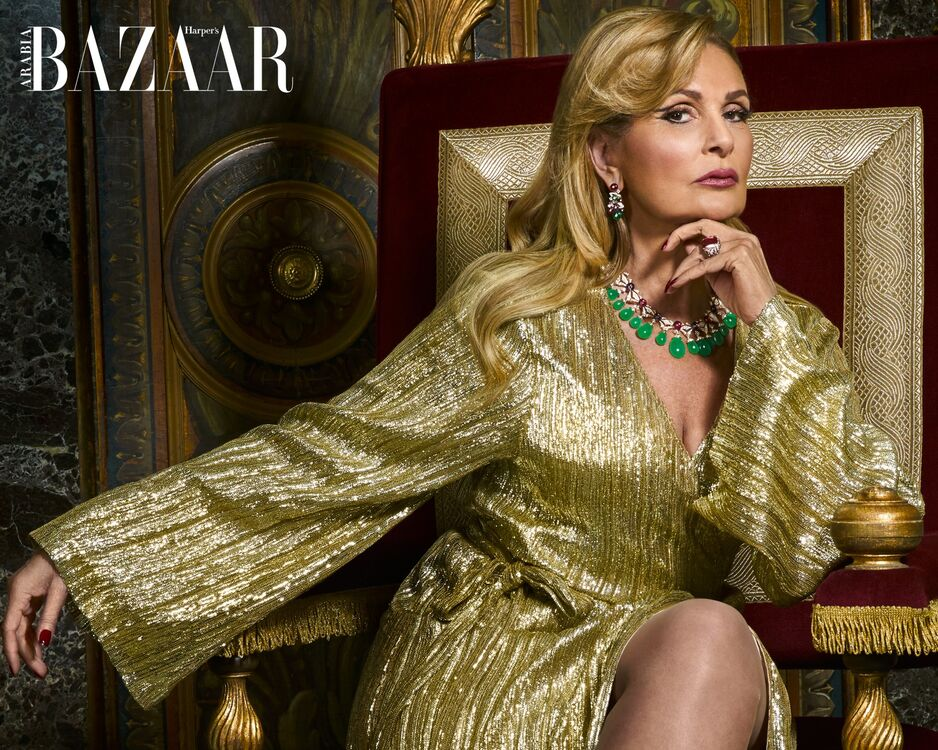 "Superstar Yousra Tells BAZAAR: ""People On Social Media Are By No Means Legendary"""