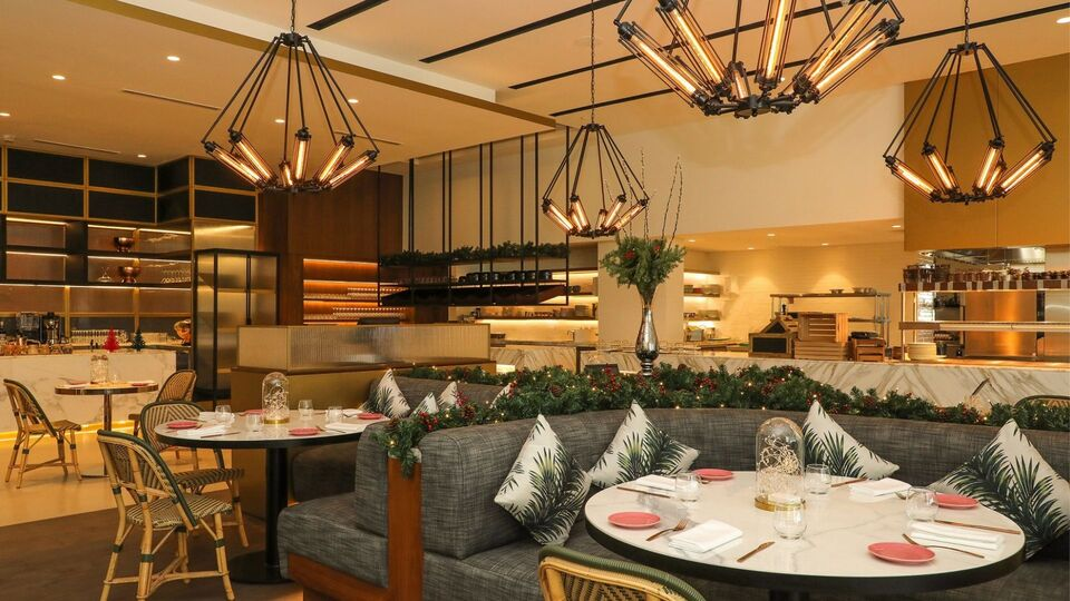 #ChicEats   Hillhouse Brasserie Brings A Twist Of Chic To All-Day Dining