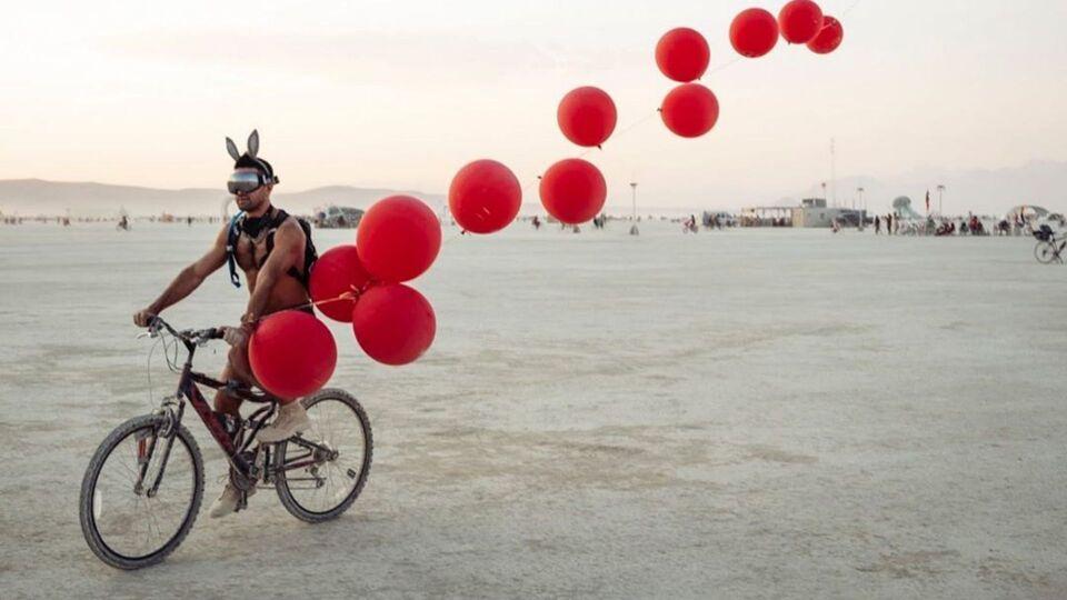 Burning Man 2019: The Best Celebrity Instagrams